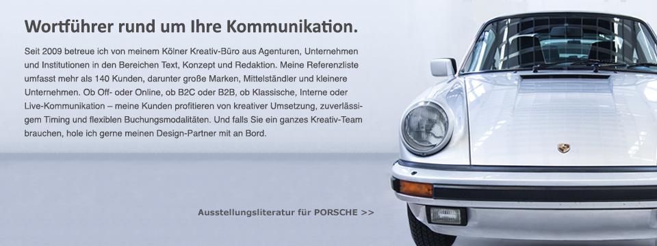 Kersten Müngersdorf – Freier Creative Director / Texter in Köln & Düsseldorf